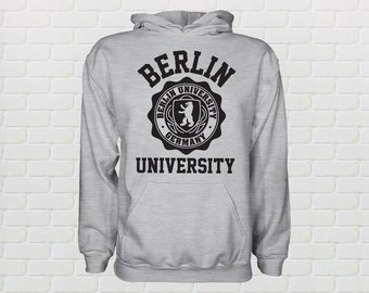 University of Berlin Hoodie - All Sizes Available
