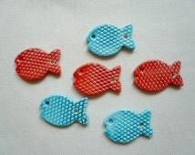 Articoli popolari per pesci rossi su etsy for Pesci rossi piccoli