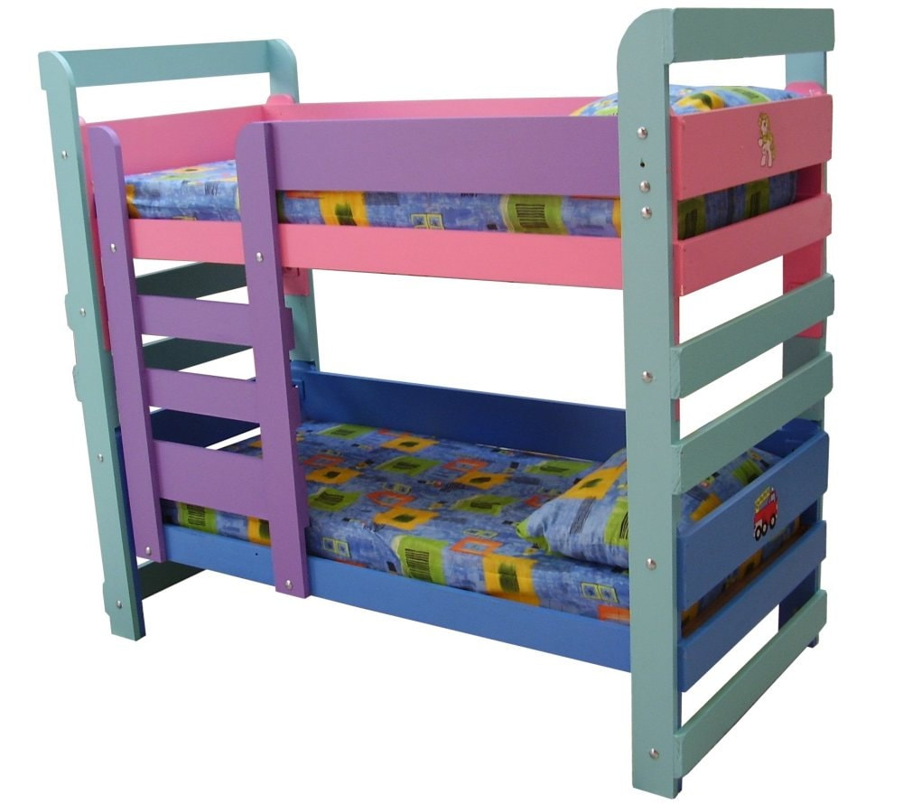 Woodworking Plans For A Set Of Kids Bunk Beds Pdf