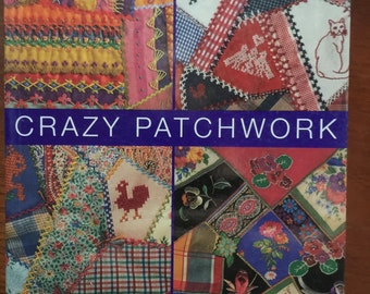 Crazy Patchwork, 2001 by Janet Haigh