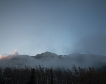 Foggy Mountains I