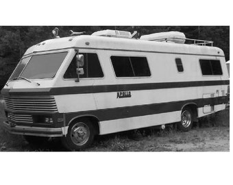 1979 lindy motorhome Owners Manual