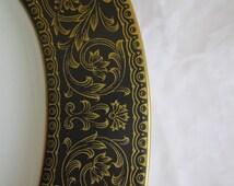 """Sango Fine China Richelieu #3756   6.5"""" Bread & Butter Dessert MINT CONDITION"""