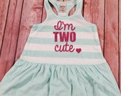 READY TO SHIP Second Birthday Dress Pink Sparkle Birthday Shirt Baby Girl 2nd Birthday Two Shirt Girl Second Birthday Cake Smash, Outfit
