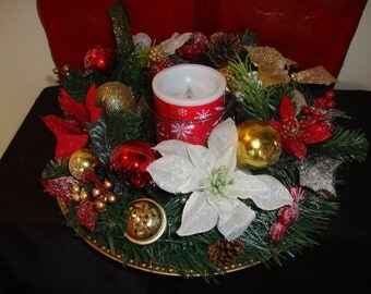 The Yuletide Centerpiece