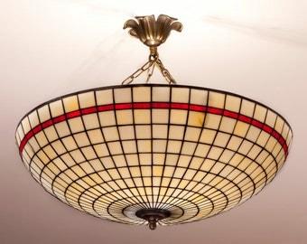 Ceiling Light, Ceiling Lamp, Pendant Lamp, Lamp Shade, Stained Glass Art, Pendant Light, Chandelier Lamp, Pendant Light Vintage, Chandelier