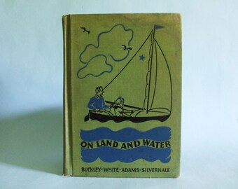 The Road To Safety On Land And Water 1938 Vintage