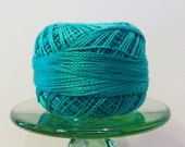 Dark Aquamarine Anchor Pearl Cotton Thread Size 8 Color #189