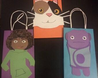 Dreamworks Home Favor Bags