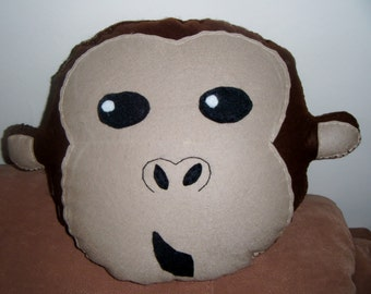 Cheeky Monkey cushion