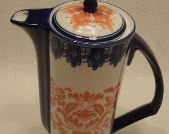 Vintage Chocolate Pot