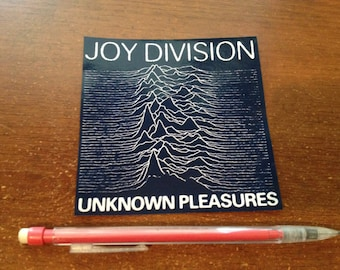 Joy Division Sticker