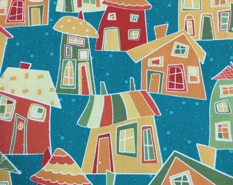 Marmalade Cottage by Wilmington Prints; 1Yard