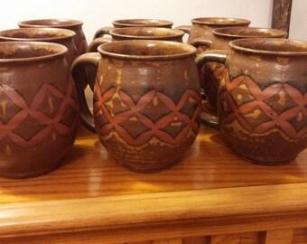 Cider Mugs