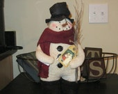 Snowman Decoration - Winter Decoration