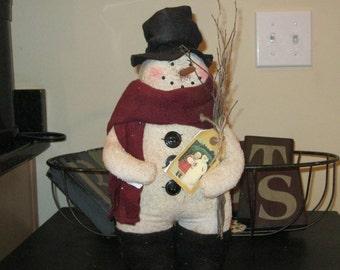 Snowman Decoration - Winter Decoration