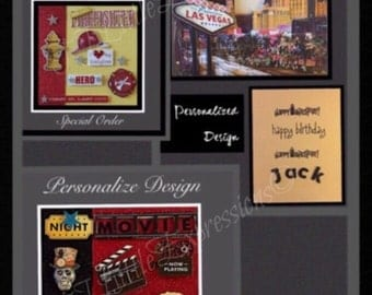 Special Order Cards Display Only..Personalize your card..Samples of Cards Requested