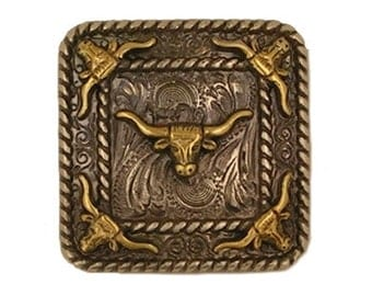 Concho Drawer Pulls set of 6 LVLC-035