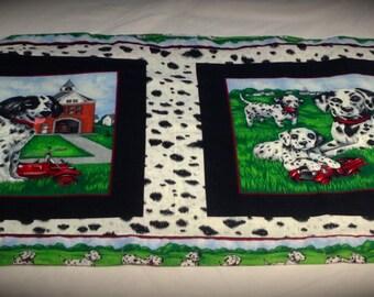 Dalmatian Pet Bed Duvet Cover