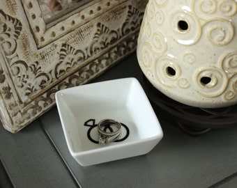Ceramic Ring Dish