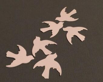 200 Dove Confetti-Table Confetti-Birthday Party Confetti-Wedding Confetti--Bridal Party Confetti-Bridal Shower Confetti