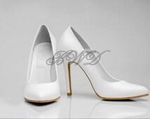 Luxury Handmade Wedding Shoes