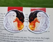 Daenerys Magnetic Bookmark and/or Print