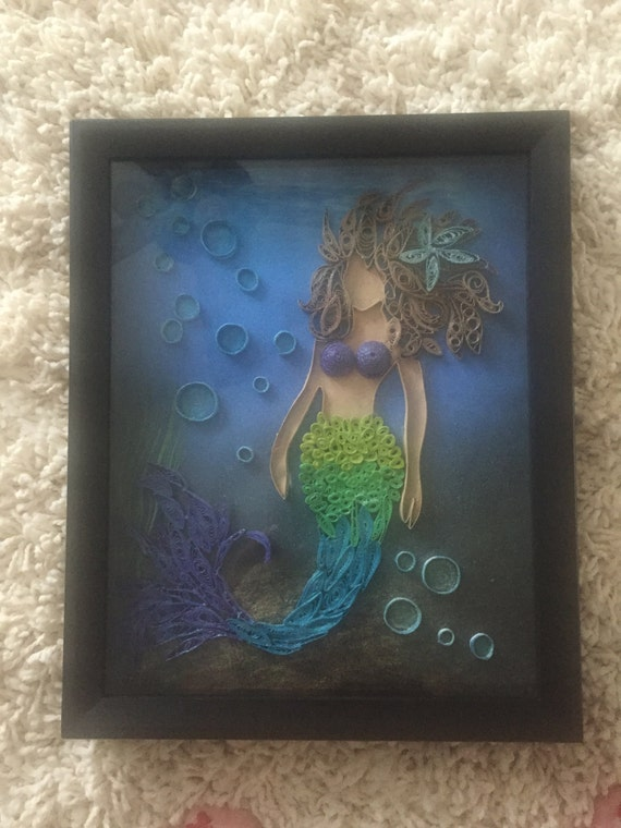 Quilling Wall Art Quilled Wall Art Paper Quilling Paper