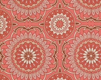 Bungalow by Joel Dewberry, Doily in Coral, PWJD075.CORAL, for Free Spirit