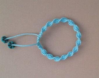 Macrame bracelet, twisted macrame bracelet, handmade bracelet, blue bracelet, pink bracelet, green bracelet, purple bracelet, macrame gift.