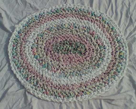 Perfect Crochet A Rug With This Simple Pattern That Mimics The Look Of A Woven Basket Whether You Need A Rug For Your Front Door, Kitchen, Or Bathroom, The Length And Width Can Be Customized To Be Any Size That You Desire To Ensure A Perfect
