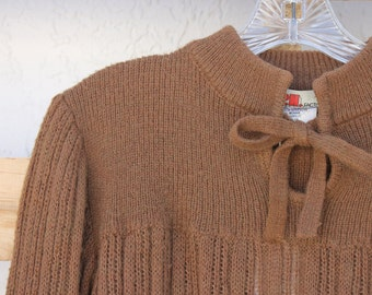 Vintage 1940s Style Sweater