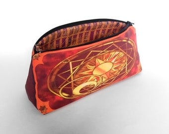 Clow Card Bag from Cardcaptor Sakura