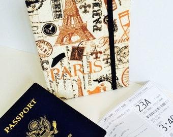 Passport Cover- Paris