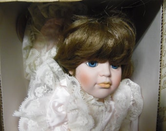 The Prestige Collection Girl Vintage doll