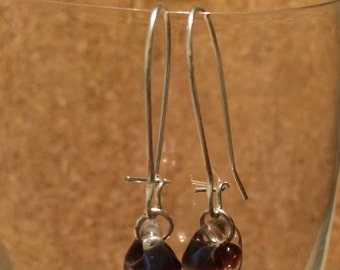 Boro Glass Earrings