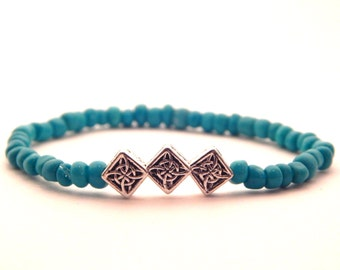 Small Diamonds Bracelet