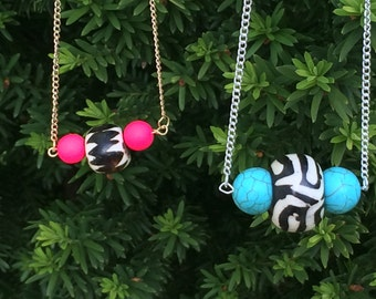 Colourful and fun necklace