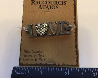 Love Charm for Traveler's Notebook