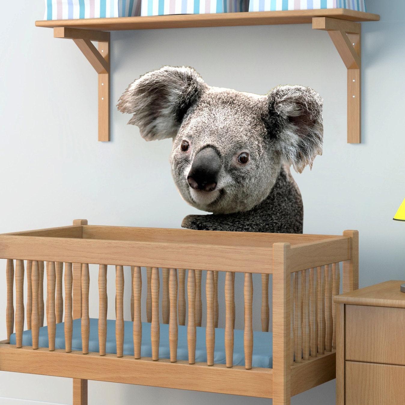 Koala Art And Design : Koala bear wall decal mural nursery