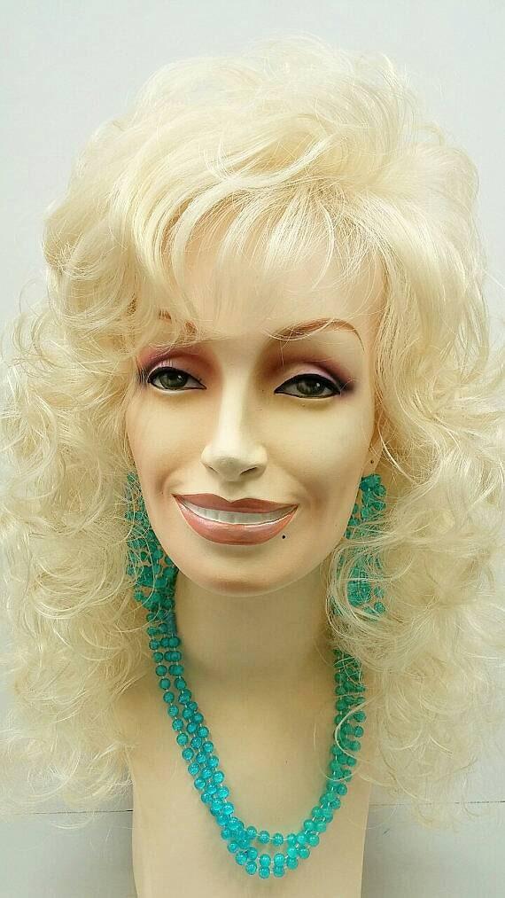 Wigs Dolly Pardon 2