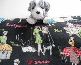 Cushion of relaxation for dogs or cats