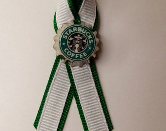 Starbucks Bottle Cap Pin