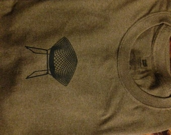 Bertoia Chair T-Shirt