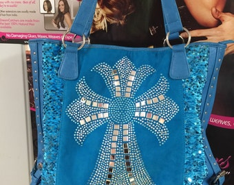 Large Cross purse