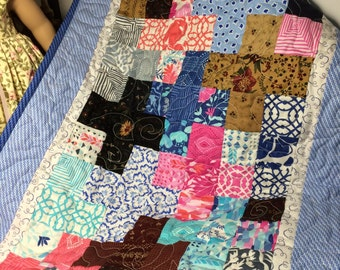 Quilt for American Girl Doll or 18 inch doll