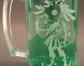 The Legend of Zelda, Majora's Mask Deku Kid - Large Mug