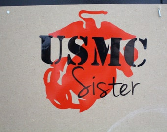 Military decals with any name on them!