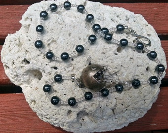Chain Chomp Wrap Bracelet