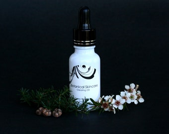 Botanical Skincare - Clearing Oil